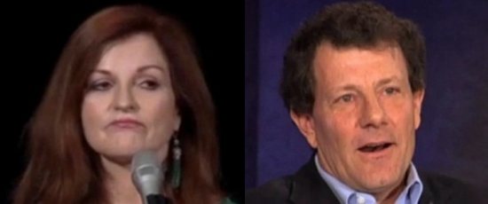Maureen Dowd and Nicholas D. Kristof, New York Times