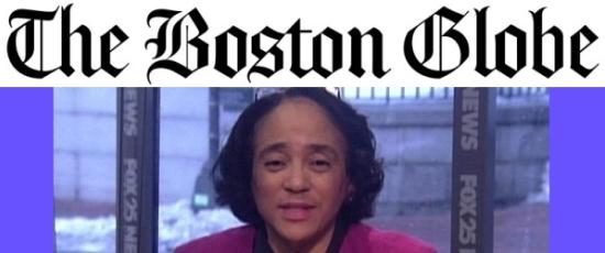 Boston Globe and Carol Johnson