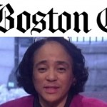 Boston Globe and Carol Johnson