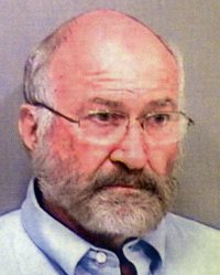 Dr. Steve Taylor 2008 booking photo