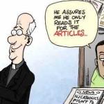 Rob Tornoe anti-Catholic