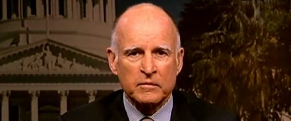 Jerry Brown : Gov. Jerry Brown