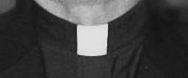 Catholic priest collar
