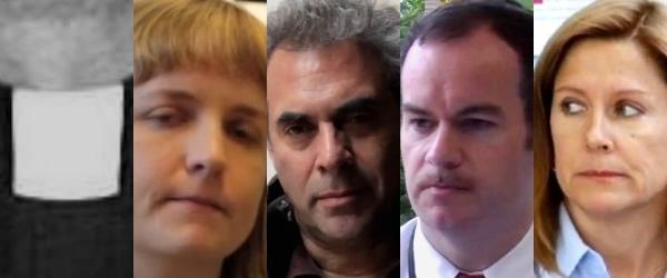 collar : Madeleine Baran : Ralph Cipriano : Brendan O'Neill : Barbara Blaine