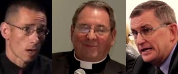 Mark Mueller : Archbishop John J. Myers : Bob Hoatson : NJ Star-Ledger