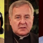 Lilly Fowler : Archbishop Carlson : Jeff Anderson