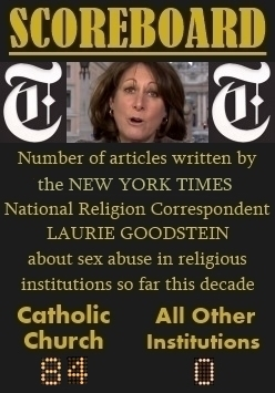 Laurie Goodstein : Laurie Goodstein UNCOVERED