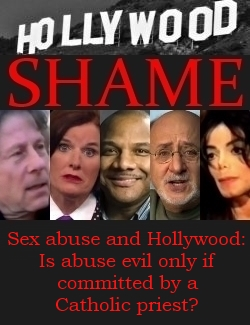 Hollywood sex abuse