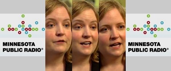 Madeleine Baran : Madeleine Baran MPR