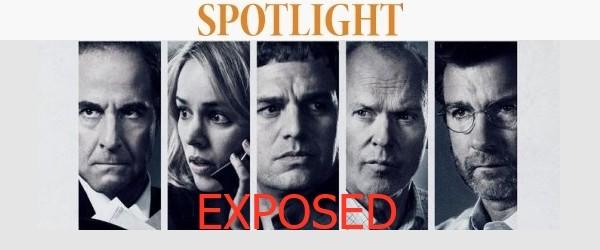 Spotlight movie review criticism