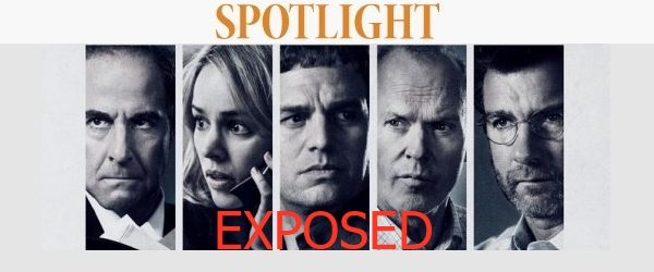 Spotlight movie review criticism