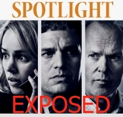 Spotlight movie EXPOSED anti-Catholic