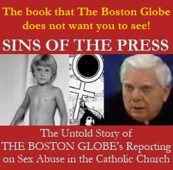 Sins of the Press : Boston Globe : Spotlight movie criticism