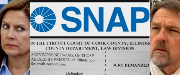Barbara Blaine : SNAP lawsuit : David Clohessy