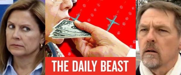 Barbara Blaine : Daily Beast : David Clohessy