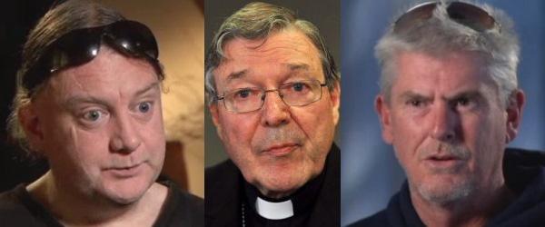 Damian Dignan : Cardinal Pell : Lyndon Monument