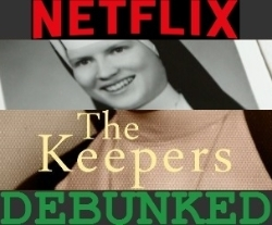 NETFLIX Keepers Debunked