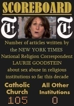 Laurie Goodstein : Laurie Goodstein Religion UNCOVERED