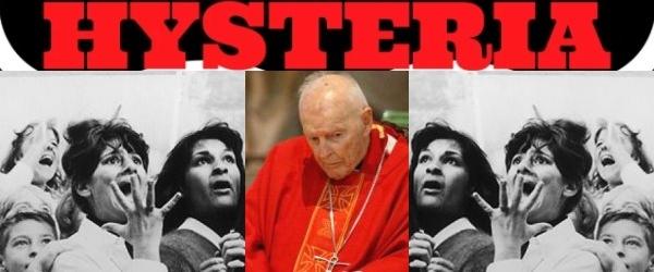 Cardinal McCarrick hysteria