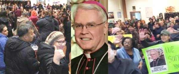 Bishop John Jenik : false accusation