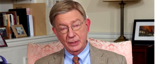 George Will : anti-Catholic atheist