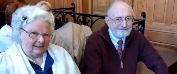 Marie-Jeanne Martin and Jean Louis Martin : Rev. Francois Jerome Leroy