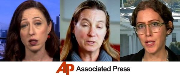 Garance Burke : Martha Mendoza : Juliet Linderman : Associated Press