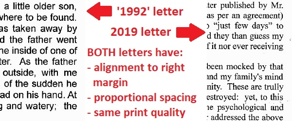 Walawender-Riter-Buffalo-letters-compare