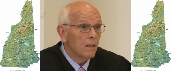Judge Richard B. McNamara : New Hampshire