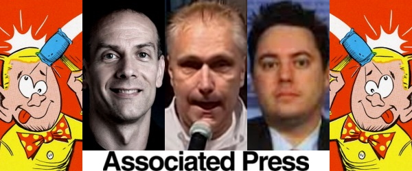 Reese Dunklin : Mitch Weiss : Matt Sedensky : Associated Press