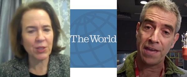 Anne Barrett Doyle : PRI The World : Marco Werman